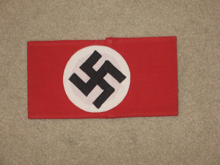 Wwii Nazi Party German Flags